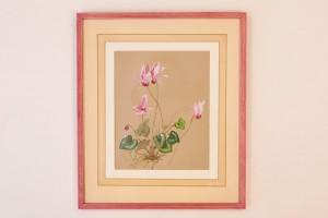 aquarelle fleurs