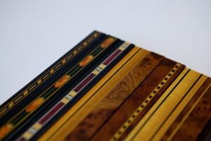 plaquage de bois précieux